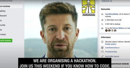 Grand Prix Effie získal projekt Hackathon #známkamaráda