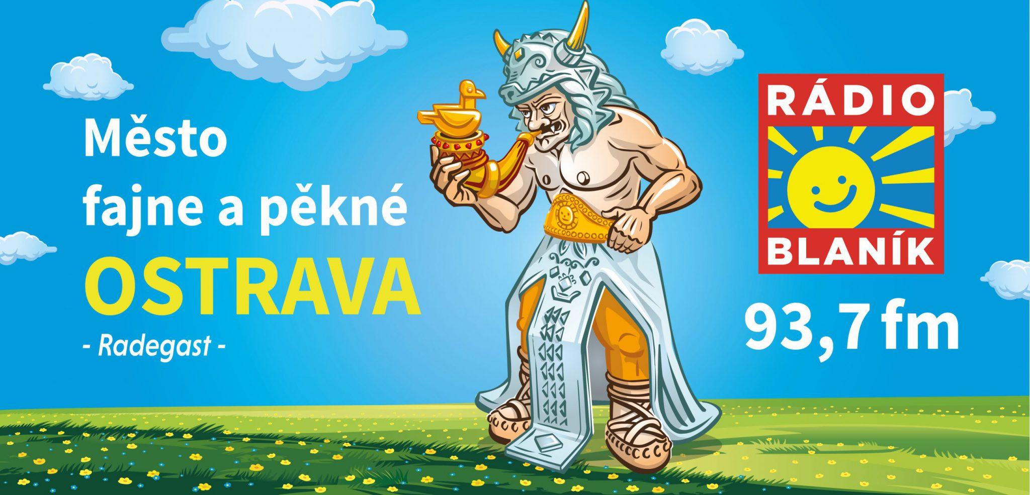 Rádio Blaník Ostrava 93,7