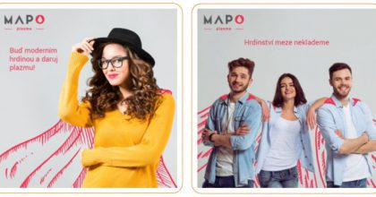 WebTop100 ovládla kampaň LCG New Media napodporu dárcovství plazmy