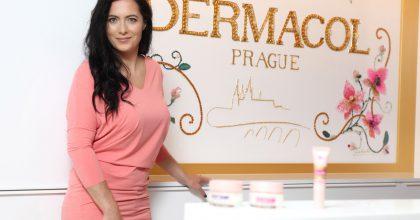 Tváří nové kampaně Dermacol je horolezkyně Klára Kolouchová