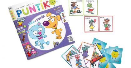 Rodičům adětem chybí časopisy Puntík aTečka. Extra Publishing má otituly zájem