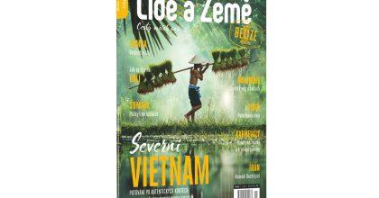 Časopis Lidé aZemě prošel redesignem: klíčové má být zvětšení formátu