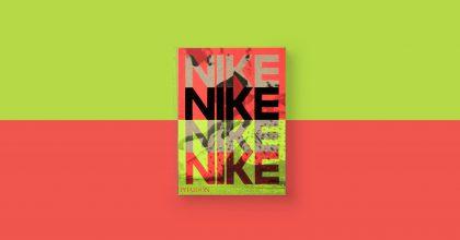 Honba za rekordy, vývoj ispolupráce shvězdami. Kniha líčí zákulisí Nike