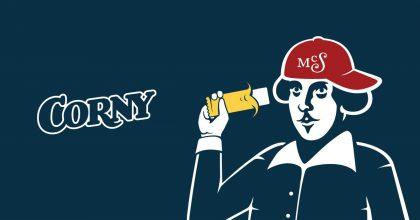 Corny tvoří jarní kampaň. Sagenturou McShakespeare