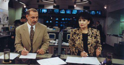 """Zemřela Eva Jurinová. """"Byla symbolem důvěryhodného zpravodajství"""""""