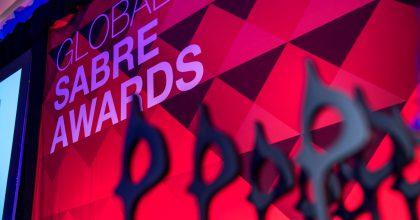 Nepropásněte uzávěrku doSabre Awards! Soutěž ocení nejlepší PRprojekty