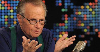 Zemřel legendární moderátor Larry King, bylo mu 87 let