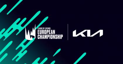 Kia bude dál sponzorovat evropský šampionát vLeague of Legends 2021