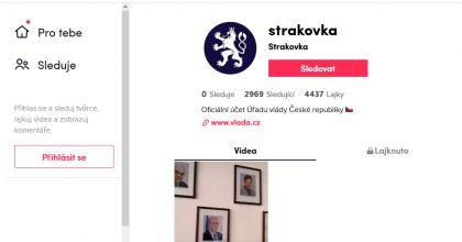 Půl milionu za kampaň naTikToku adalších sítích. Influenceři prý spolupracují zadarmo