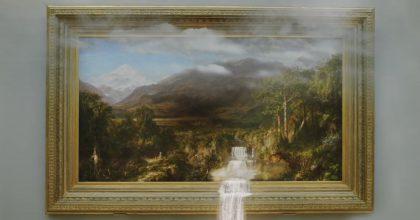 Rozšířená realita: vMetropolitním muzeu ožívají obrazy isochy