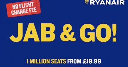Naočkuj se aleť! Ryanair poobří kritice stahuje spot lákající narezervaci dovolených