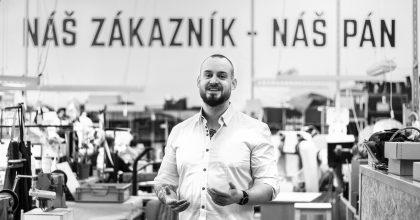 E-commerce vBrašnářství Tlustý povede Michal Krčmář. Přichází zAlzy