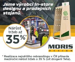 Morris - reklama