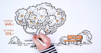 VIDEO: Spot namíru každému klientovi. Kampaň pro NN připravil Motionlab