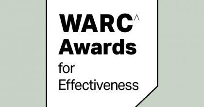 WARC ocení efektivní kampaně vnové soutěži. Posílejte přihlášky zdarma