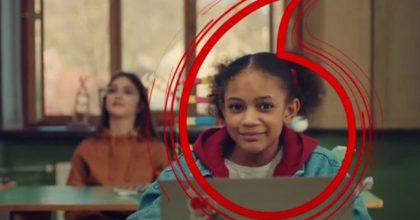 Vodafone mění globální positioning sheslem 'Together We Can'
