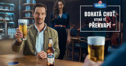 Konec předsudků proti nealko pivu. Birell přichází snovou kampaní odVCCP