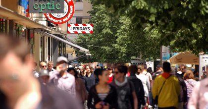 České high street se otřásly vzákladech. Krize vytvořila nevídané příležitosti