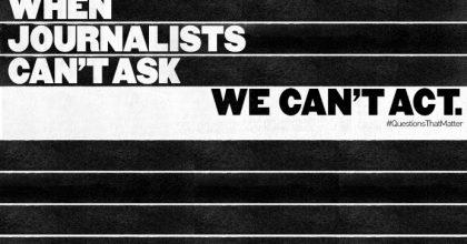 GALERIE AVIDEO: boj za svobodu tisku vkampaních
