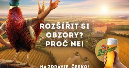 """Zlatý Bažant slidskýma rukama se učí létat """"v Česku"""". Nově cílí namileniály"""