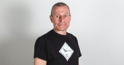 Michal Šverdík se stal šéfredaktorem Olomoucké Drbny
