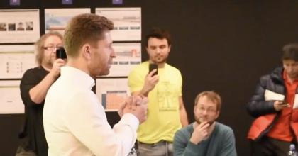 Hackathon Znamkamarada získal Grand Prix naGerety Awards