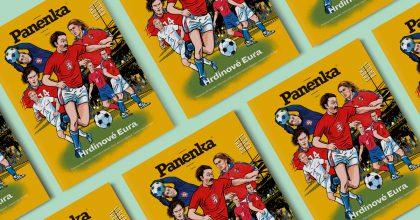 New Look Media vydává fotbalový magazín Panenka
