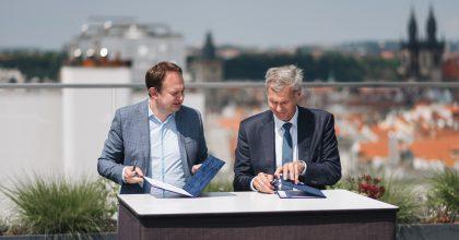 CPI Property Group se stala oficiálním partnerem ČOV až doroku 2024