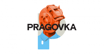 Tvář nové Pragovky vytvořila agentura Brandmark vespolupráci slondýnským Wordsearch