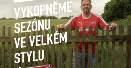 Pavel Horváth opět vykopává fotbalovou sezónu apomáhá sGambrinusem amatérským klubům