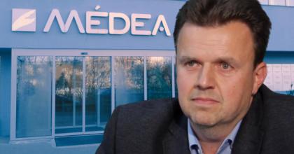 Soukup vevedení akciovky Médea končí, střídá ho Konrád