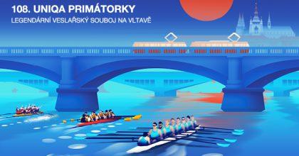 Vizuál 108. Uniqa Primátorek navrhli Tomski & Polanski