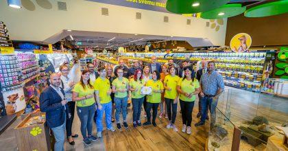 Galerie: prodejna Super zoo znovu bodovala