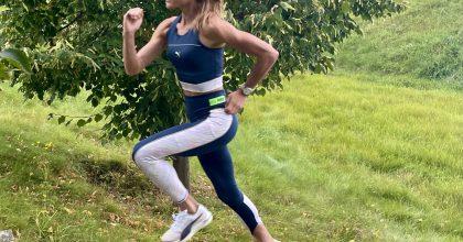 Puma vítá dosvého týmu českou olympijskou běžkyni Marcelu Joglovou