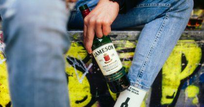 Na láhvi Jameson bude jedna Fusakle
