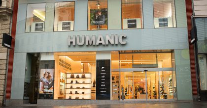 Prodejny Humanic sází snovou identitou naFranze, ducha doby