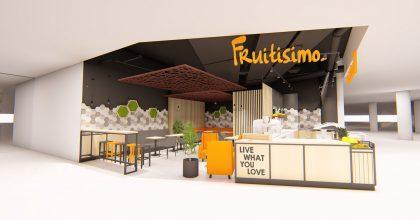 Fruitisimo otevírá dalších sedm prodejen vregionu asvou první ivNěmecku