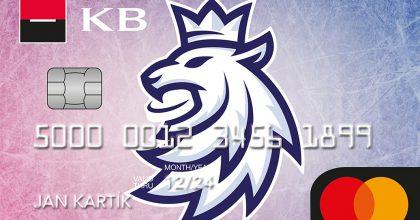Komerční banka je nově bankou českého hokeje