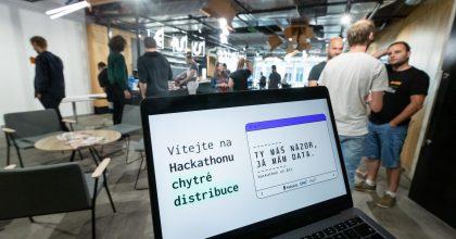 Na hackathonu Czech News Center našli nejlepší řešení Deloitte aRevolt.BI
