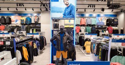 Sportisimo otevřelo vČesku druhý obchod vevylepšeném designu