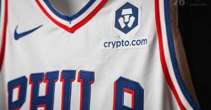Crypto.com vmarketingové ofenzivě. Pofotbalovém PSG partnerem ipro tým NBA