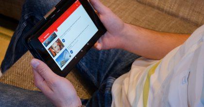 Google přitvrdil. Zakáže reklamu uvideí popírajících klimatickou změnu