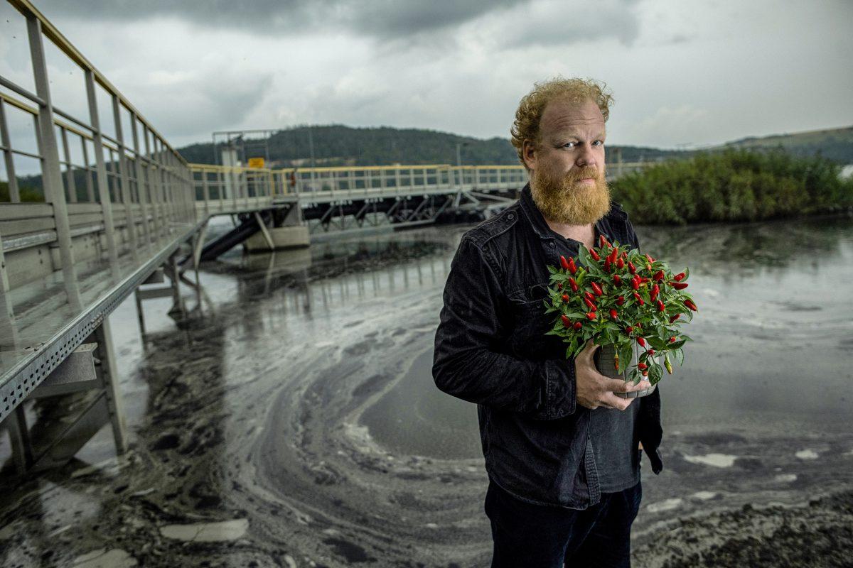 Greenpeace / Alžběta Jungrová
