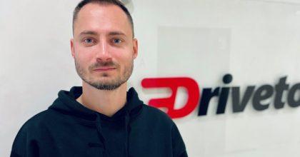 Marketing Driveta nově řídí Martin Paukrt