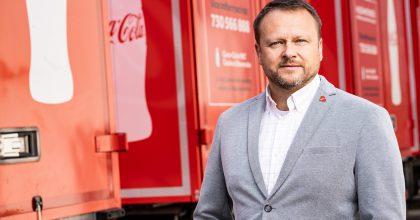 Zbyněk Kovář je novým generálním ředitelem Coca-Coly pro Česko aSlovensko